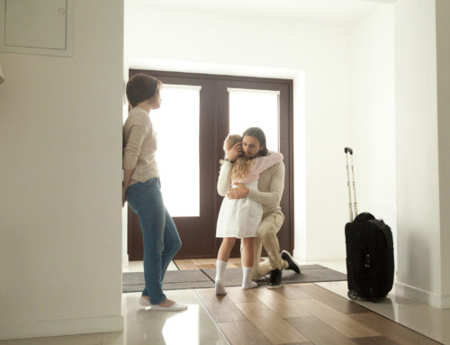 Pro's and Con's with Keeping the Family Home in a Divorce